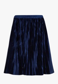 Molo - BECKY - A-line skirt - ink blue - 1