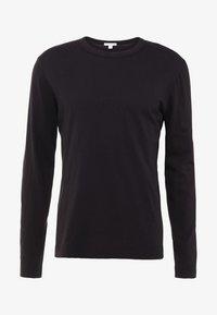 James Perse - CREW - Long sleeved top - black - 3