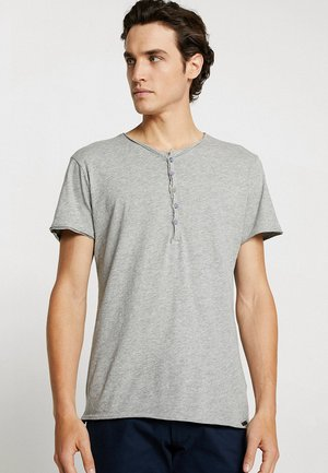 LEMONADE - Basic T-shirt - silver melange