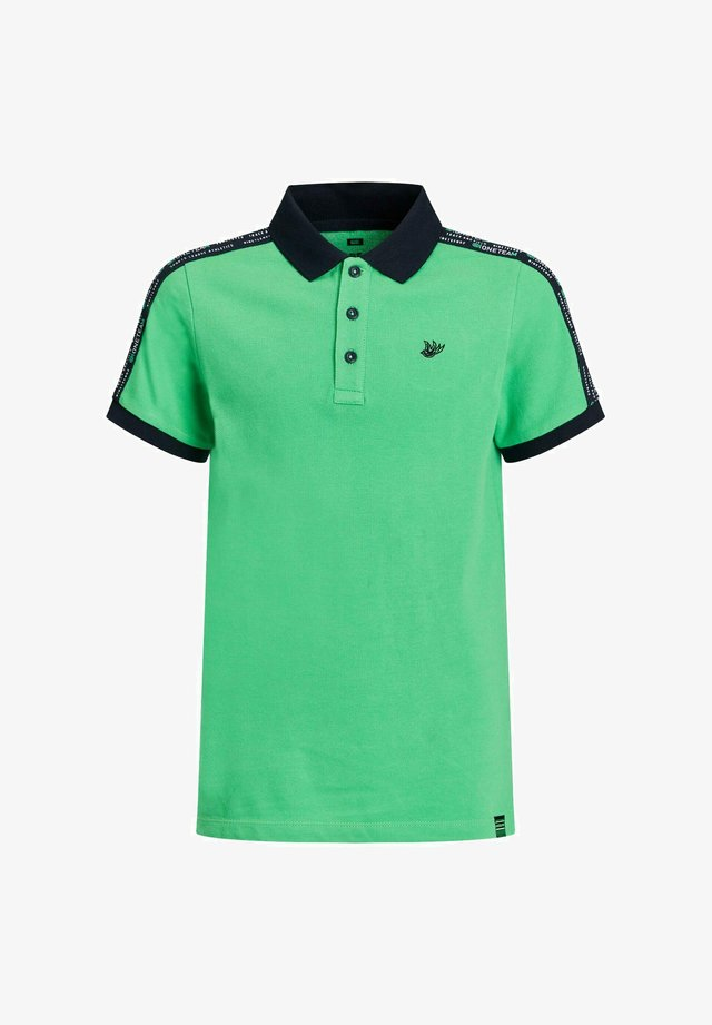 MET TAPEDETAILS - Polo shirt - bright green
