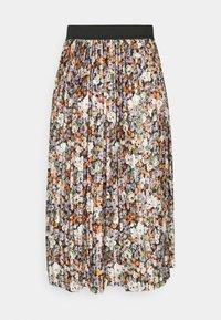JDY - JDYBOA SKIRT - A-line skirt - black/purple - 1