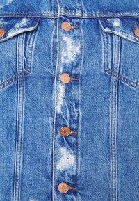Tommy Jeans Curve - Džínová bunda - denim light - 6