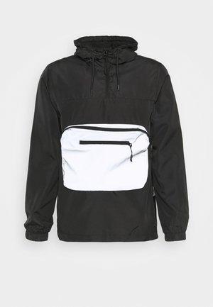 OVERTON - Summer jacket - black