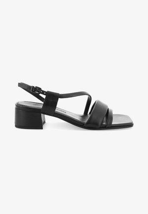 SAMI - Sandals - schwarz
