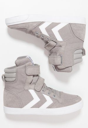 SLIMMER STADIL - Sneakers high - frost grey
