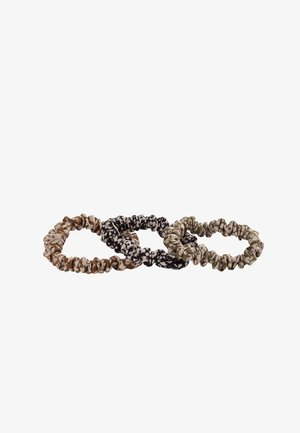 3ER-PACK - Hair styling accessory - brown
