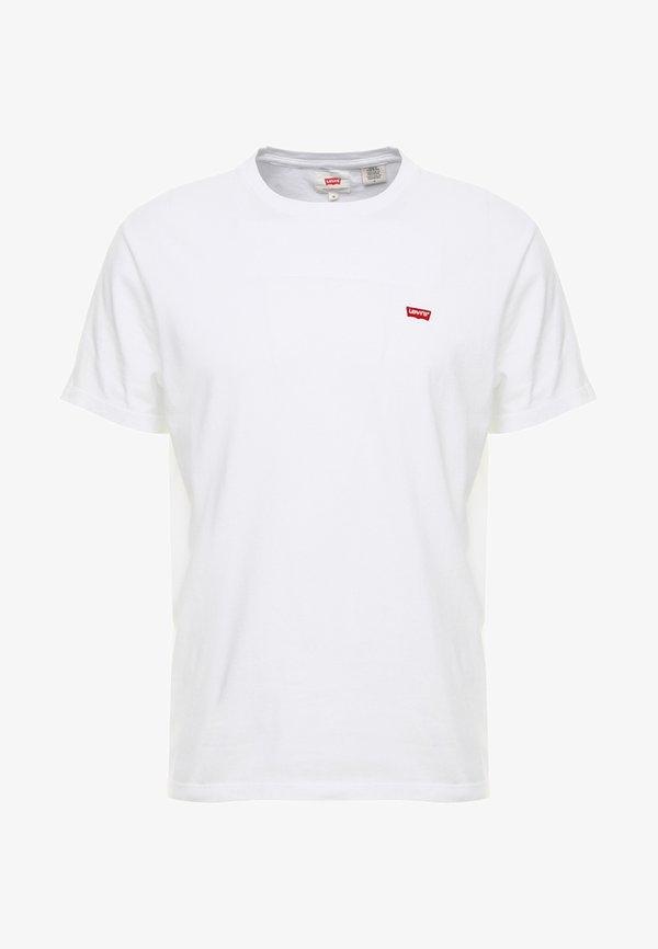 Levi's® ORIGINAL TEE - T-shirt basic - white/biały Odzież Męska QOJV