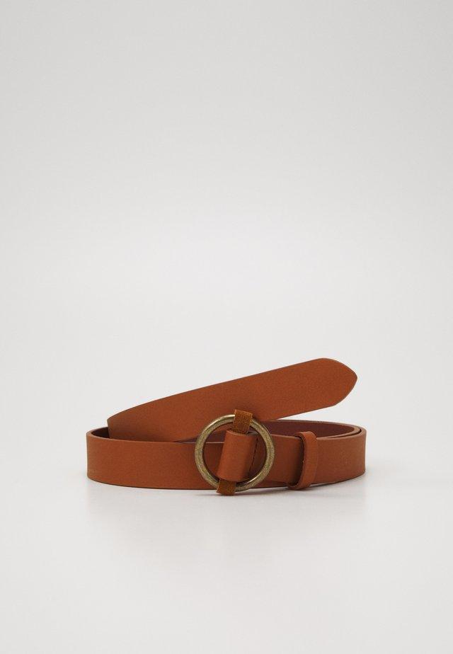 ABAMBI BELT - Belt - brown