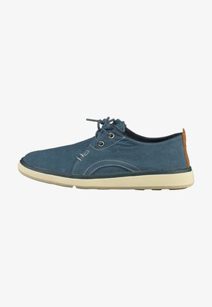 Casual lace-ups - midnight navy