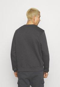 Nike Sportswear - COURT CREW - Sweatshirt - anthracite - 2
