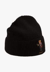 Polo Ralph Lauren - COCOA BEAR - Mütze - black - 4