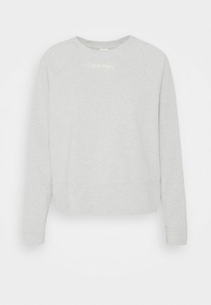 Pyjamasoverdel - grey heather