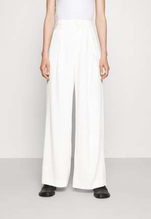 PANTS - Trousers - off white