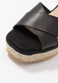mtng - CAMBA - High heeled sandals - black - 2