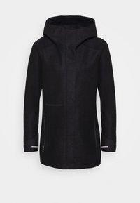 Icebreaker - AINSWORTH HOODED JACKET - Outdoor jacket - black - 0