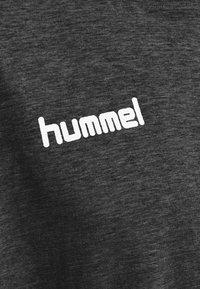 Hummel - HMLGO - Print T-shirt - black - 3