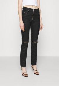 Diesel - JOY  - Slim fit jeans - black - 0