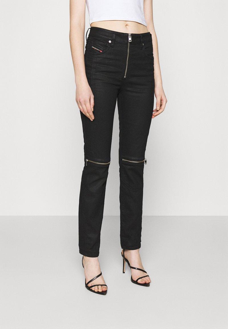 Diesel - JOY  - Slim fit jeans - black