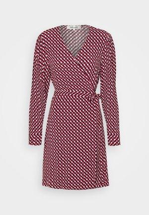 SAVILLE - Day dress - red