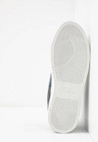 HUB - MURRAYFIELD - Sneakers hoog - washed navy/dust - 4
