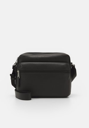 TECHNICAL CROSSBODY - Olkalaukku - nero