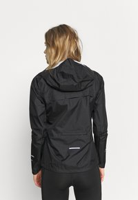 The North Face - FIRST DAWN PACKABLE JACKET - Veste Hardshell - black - 2