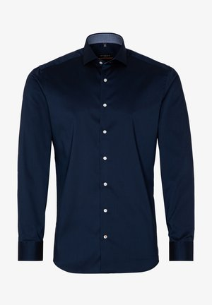 SLIM FIT - Shirt - marine