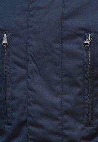 INDICODE JEANS - Winter jacket - dark blue - 6