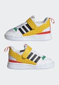 adidas Originals - ADIDAS FORUM 360 X LEGO - Baskets basses - white - 6