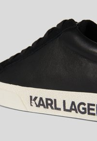 KARL LAGERFELD - LAGERFELD LOGO - Baskets basses - black - 4