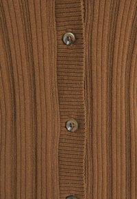 Object - OBJAMIRA CARDIGAN - Cardigan - partridge - 2