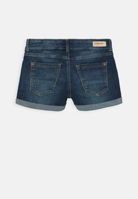Vingino - DAMARA - Denim shorts - dark used - 1
