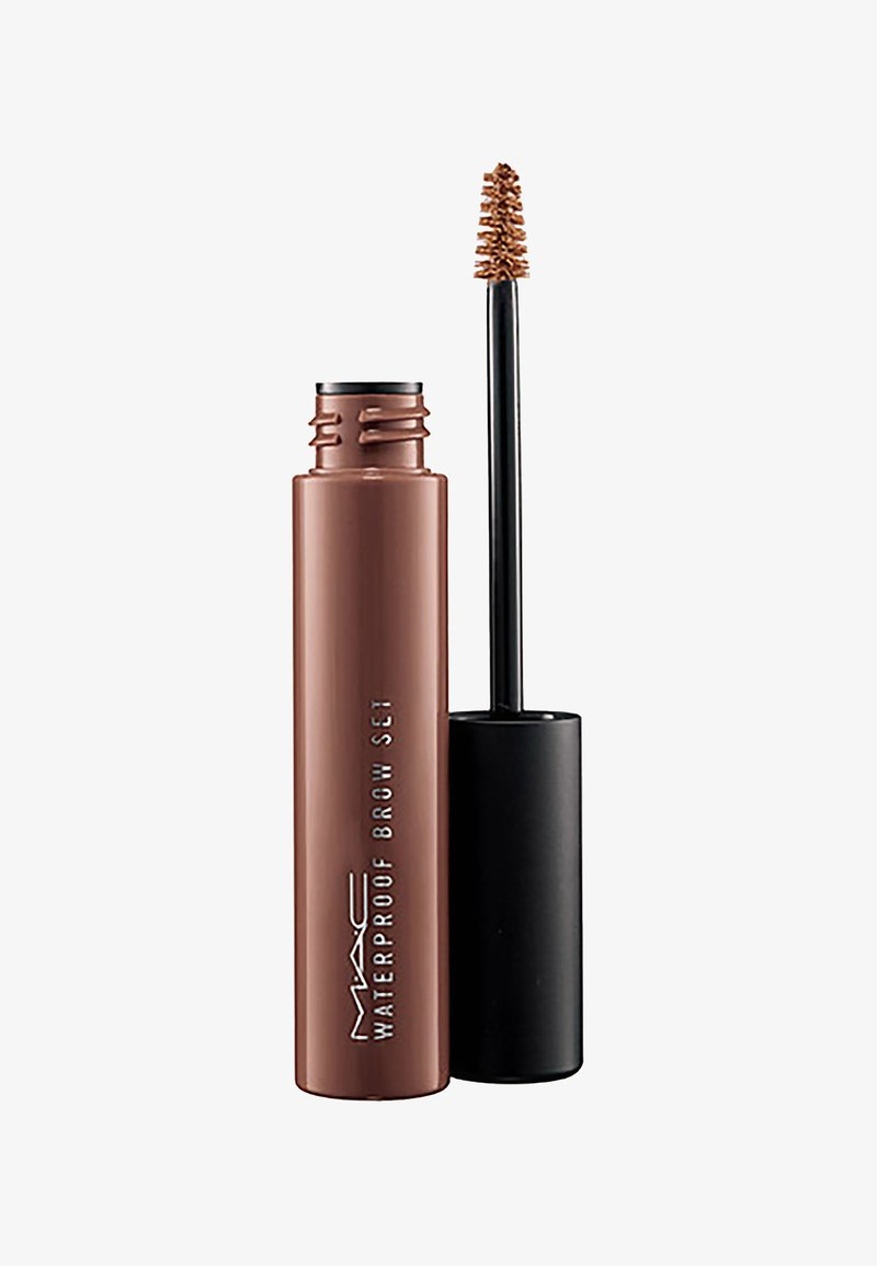 MAC - PRO LONGWEAR WATERPROOF BROW SET - Eyebrow gel - quiet brunette