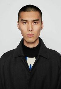 BOSS - GIBOR1 - Classic coat - black - 3