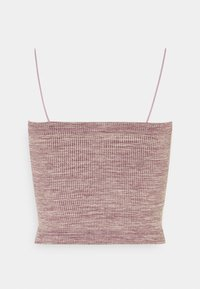 BDG Urban Outfitters - BUNGEE STRAP TUBE  - Top - purple space dye - 1