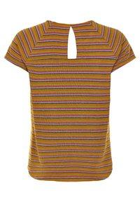 Nümph - NUBUNTY - Print T-shirt - buckthorn brown - 3