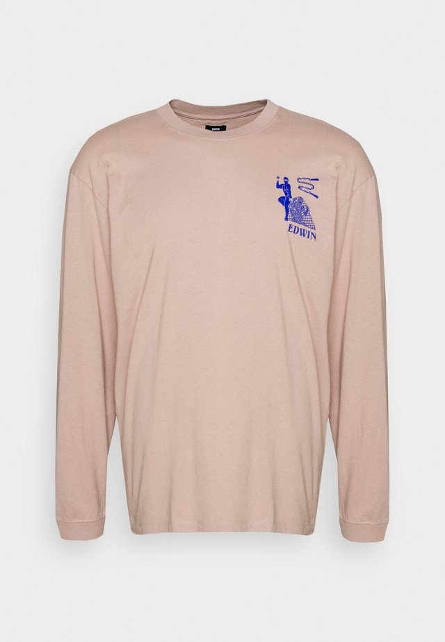 NINJA - Langærmede T-shirts - moonrock