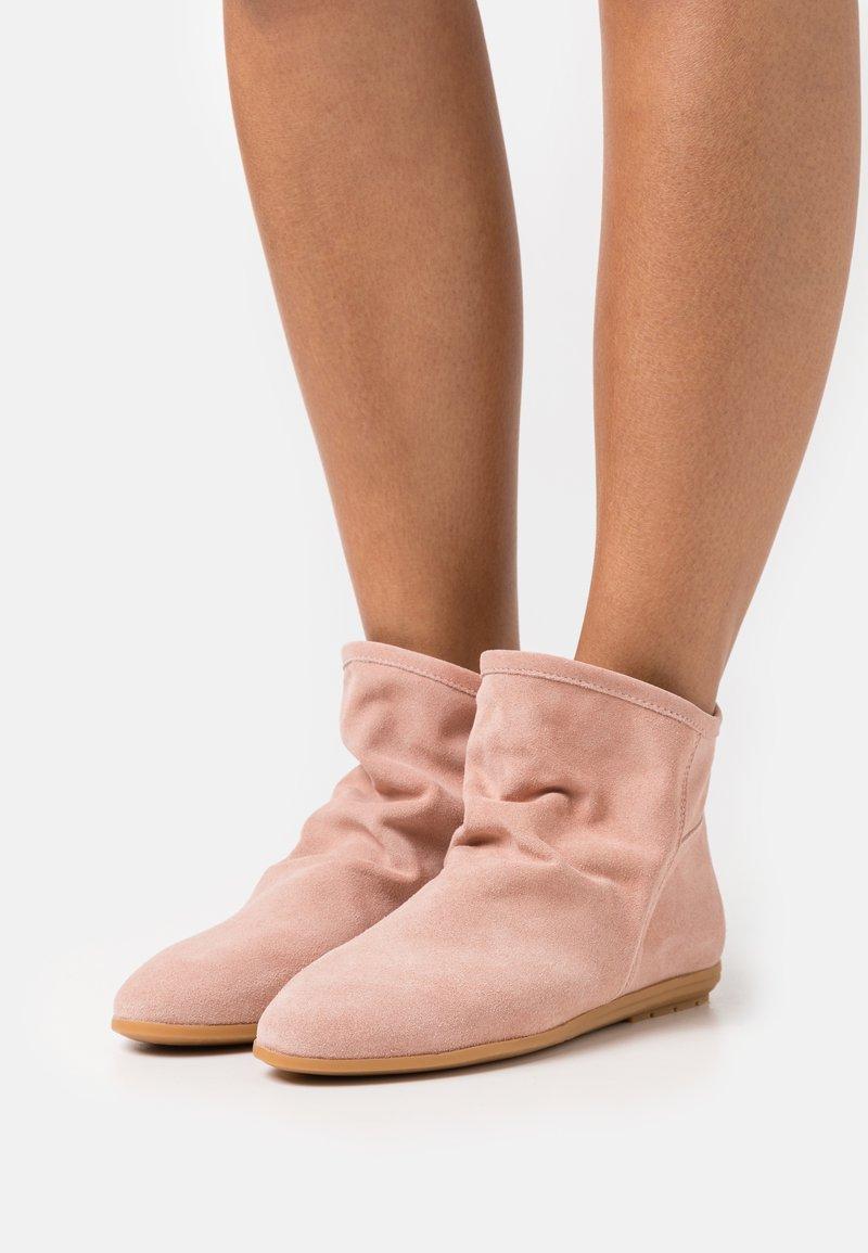 Mis Pepas - Classic ankle boots - powder