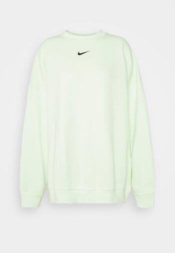 Sweatshirt - lime ice