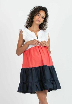 CHIARA - Denní šaty - blue