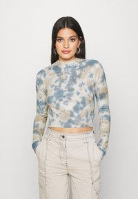 BDG Urban Outfitters - TIE DYE - Jumper - ivory - 0