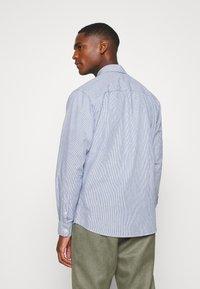 Selected Homme - SLHSLIMLINEN - Shirt - medieval blue - 2