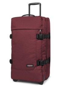 Eastpak - CORE COLORS - Wheeled suitcase - red/bordeaux/mottled bordeaux - 3