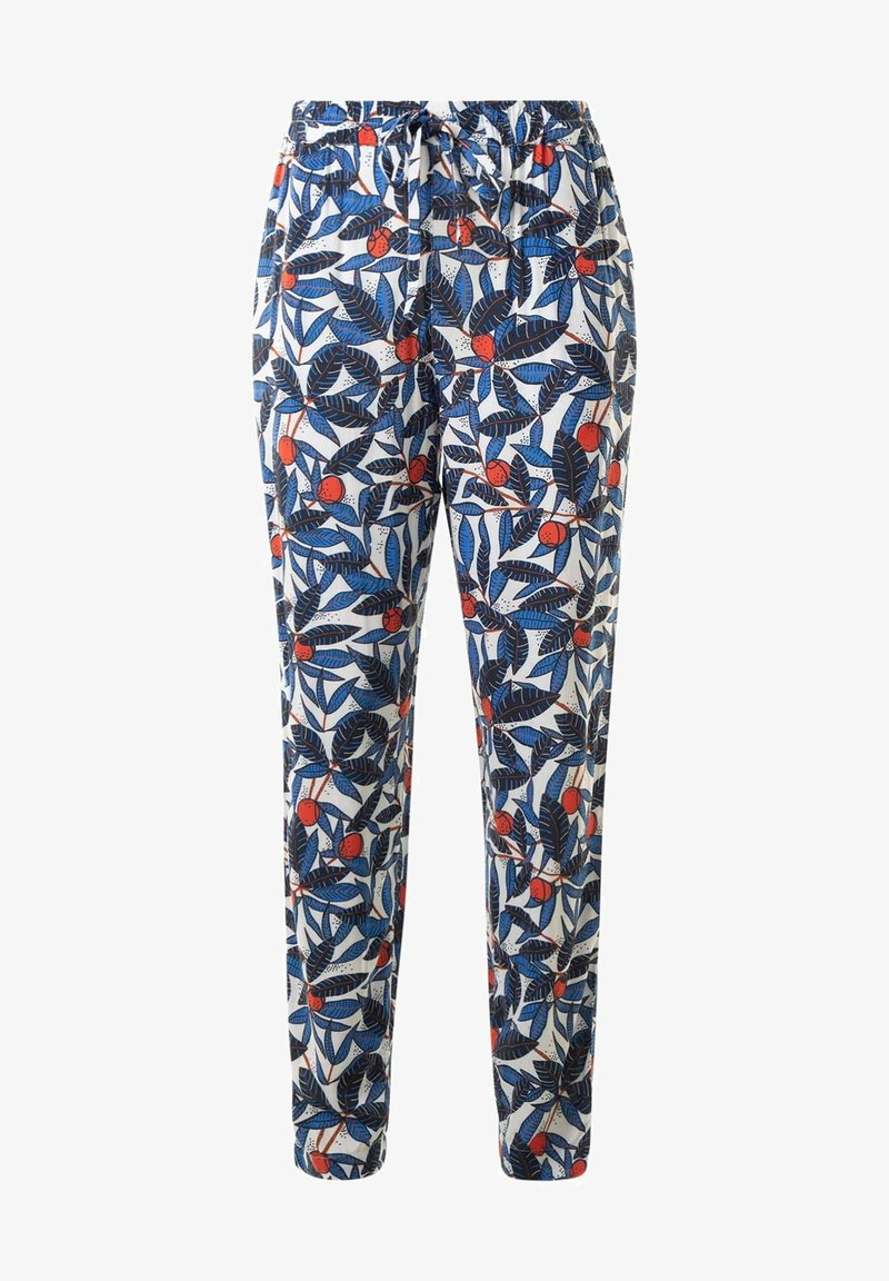 THE FASHION PEOPLE - Trousers -  offwhiteprint