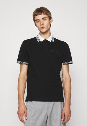 PIQUET - Print T-shirt - nero