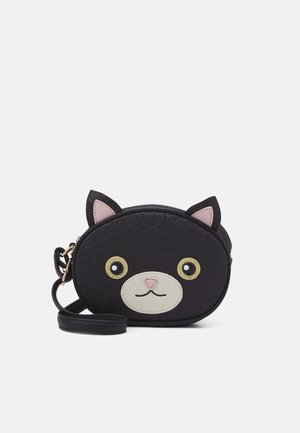 CAT BAG - Across body bag - black