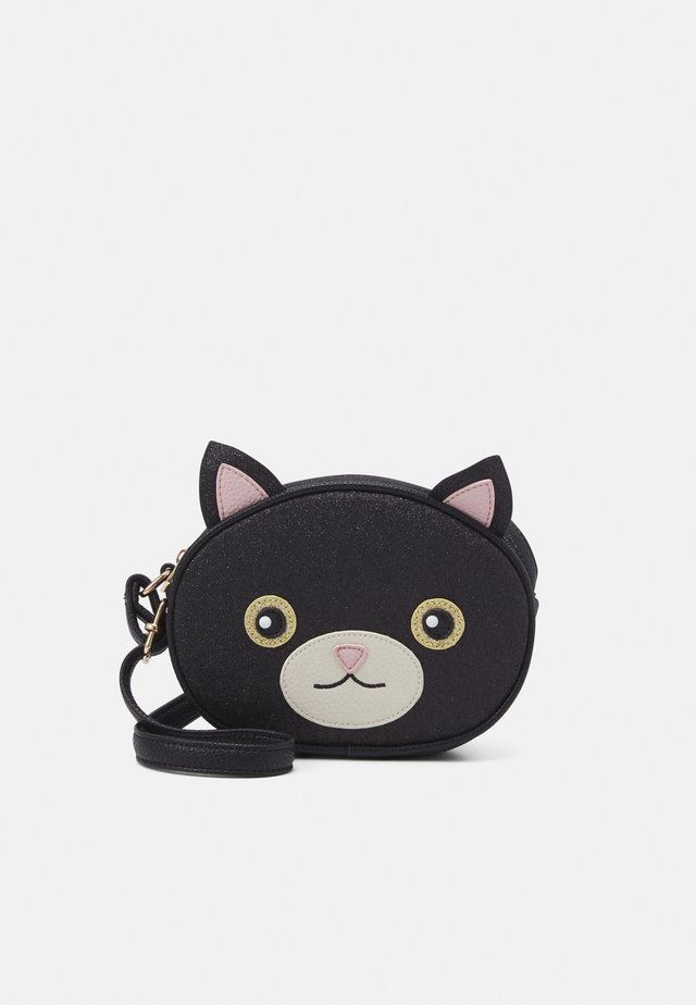 CAT BAG - Borsa a tracolla - black