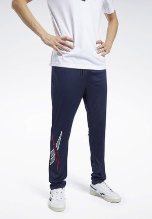 CLASSICS SLIM TRACKSUIT BOTTOMS - Pantalon de survêtement - blue