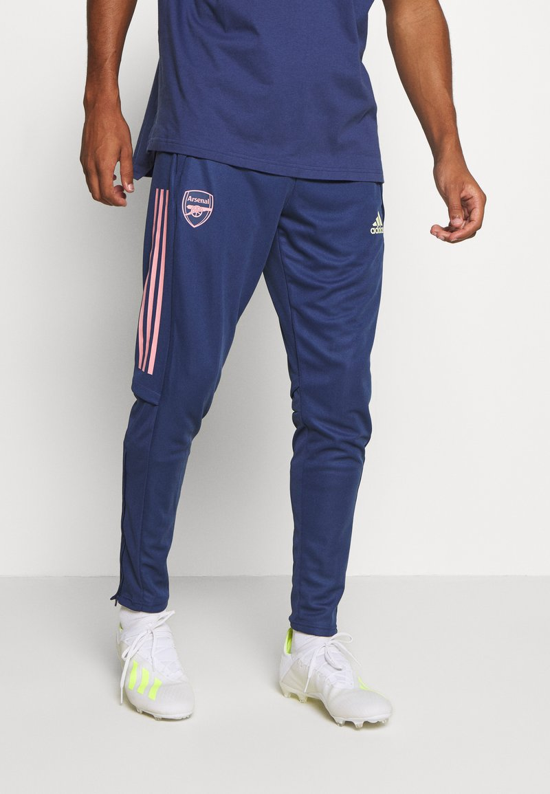 adidas Performance - ARSENAL FC AEROREADY SPORTS FOOTBALL PANTS - Article de supporter - blue