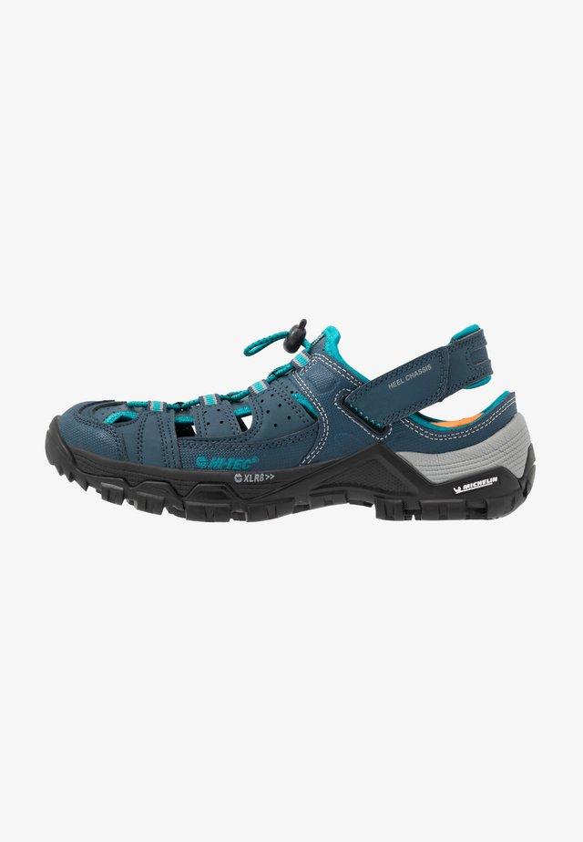 TRAIL - Chodecké sandály - majolica blue/tile blue